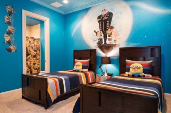 Phòng bé vui nhộn với những ý tưởng làm đẹp phòng từ Minions siêu đáng yêu và thú vị - Ảnh 7.