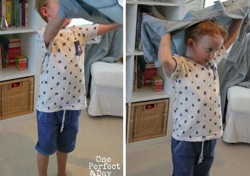 Dạy con tự lập ngay từ nhỏ với 3 bí kíp mặc áo thật nhanh chỉ trong nháy mắt - Ảnh 3.