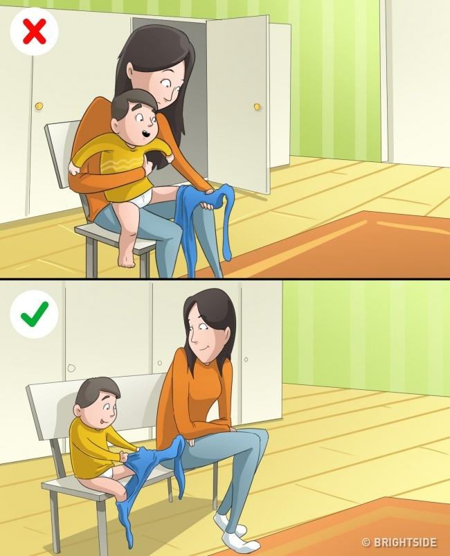 10 việc cha mẹ không nên làm hộ con nếu muốn con biết tự lập hơn - Ảnh 4.
