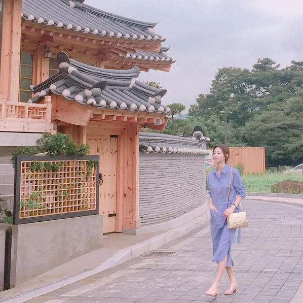 Vợ tài tử Bae Yong Joon tiết lộ bí quyết đẹp rạng ngời sau khi sinh - Ảnh 4.