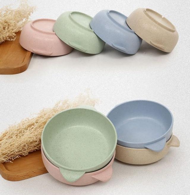 Những món đồ gia dụng nhỏ xinh trong bếp làm từ lúa mạch vô cùng thân thiện với môi trường - Ảnh 1.