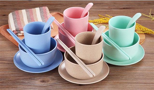 Những món đồ gia dụng nhỏ xinh trong bếp làm từ lúa mạch vô cùng thân thiện với môi trường - Ảnh 3.