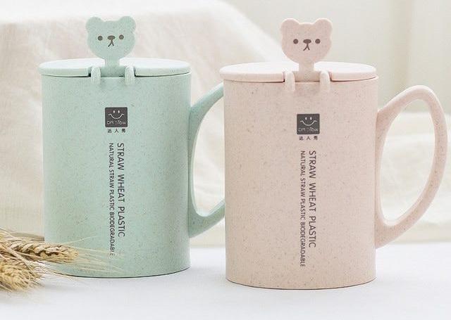 Những món đồ gia dụng nhỏ xinh trong bếp làm từ lúa mạch vô cùng thân thiện với môi trường - Ảnh 4.