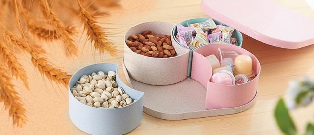 Những món đồ gia dụng nhỏ xinh trong bếp làm từ lúa mạch vô cùng thân thiện với môi trường - Ảnh 7.