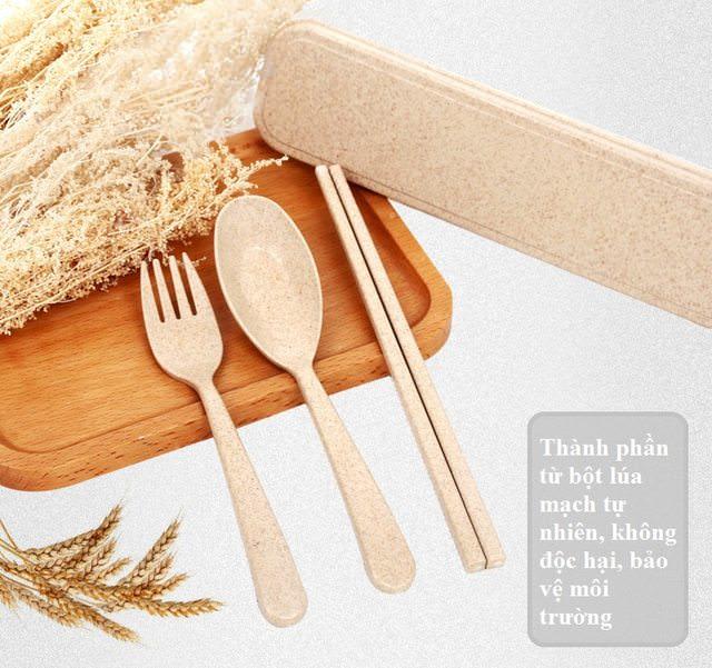 Những món đồ gia dụng nhỏ xinh trong bếp làm từ lúa mạch vô cùng thân thiện với môi trường - Ảnh 15.