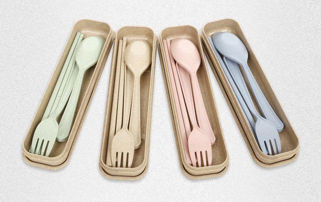 Những món đồ gia dụng nhỏ xinh trong bếp làm từ lúa mạch vô cùng thân thiện với môi trường - Ảnh 16.