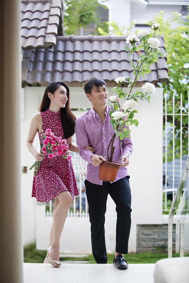 Biệt thự triệu đô ven sông với vườn rau xanh ngắt rộng đến 100m² của cặp vợ chồng hot nhất showbiz Việt: Thủy Tiên – Công Vinh - Ảnh 4.