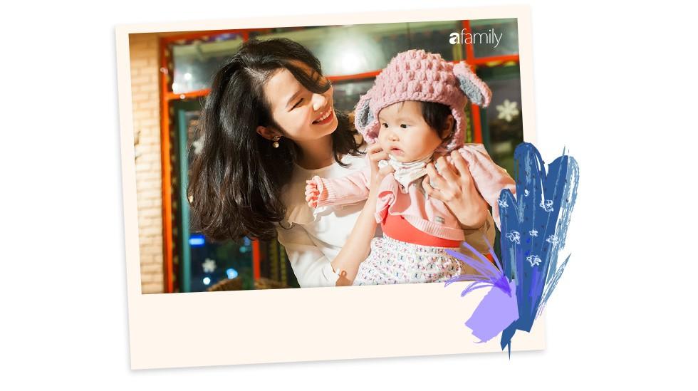 """Hai nàng Beauty blogger Loveat1stshine: """"Lên chức mẹ trẻ khó lắm, nhưng chúng mình đã thành công!"""" - Ảnh 8."""