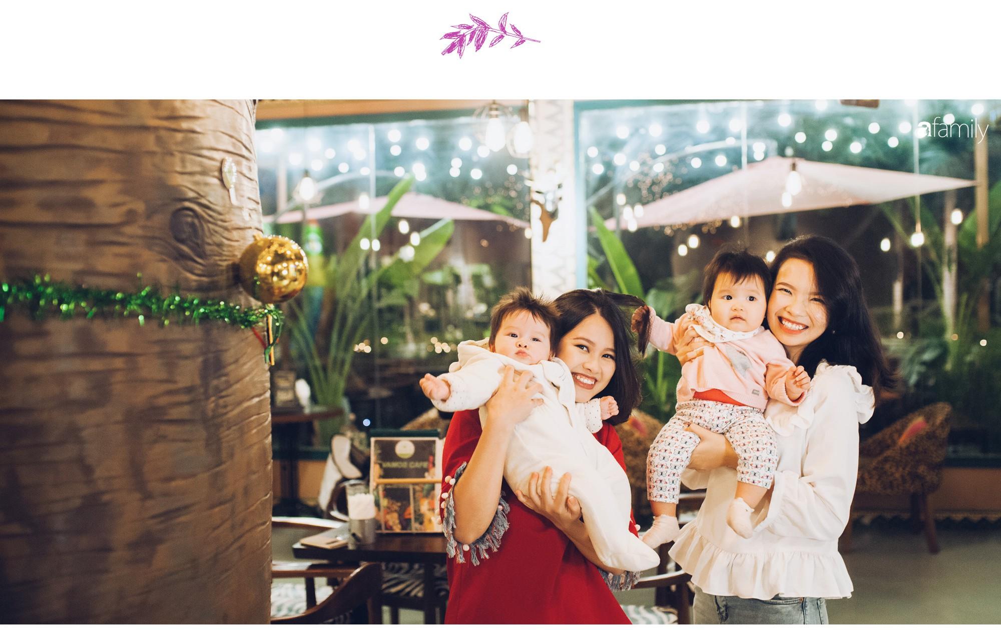 """Hai nàng Beauty blogger Loveat1stshine: """"Lên chức mẹ trẻ khó lắm, nhưng chúng mình đã thành công!"""" - Ảnh 18."""