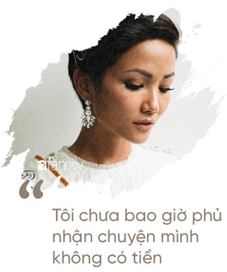 Hoa hậu H'Hen Niê: Không muốn kể khổ, không muốn ai thương hại vì gia cảnh nghèo khó! - Ảnh 9.