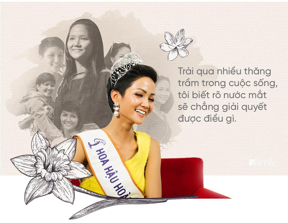 Hoa hậu H'Hen Niê: Không muốn kể khổ, không muốn ai thương hại vì gia cảnh nghèo khó! - Ảnh 14.