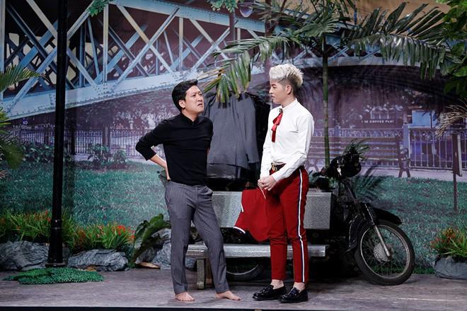 Đức Phúc kiên quyết nói không với diễn hài; Nhật Kim Anh được khen ngợi trong phim 18+ - Ảnh 1.