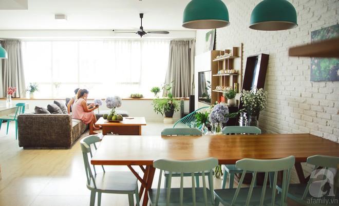 Căn hộ đầy cảm hứng có giá 9 tỷ đồng, rộng 172m² ở Sài Gòn của người đàn bà đẹp - Ảnh 9.