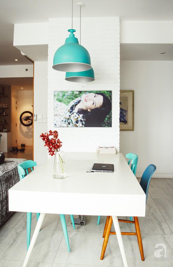 Căn hộ đầy cảm hứng có giá 9 tỷ đồng, rộng 172m² ở Sài Gòn của người đàn bà đẹp - Ảnh 8.