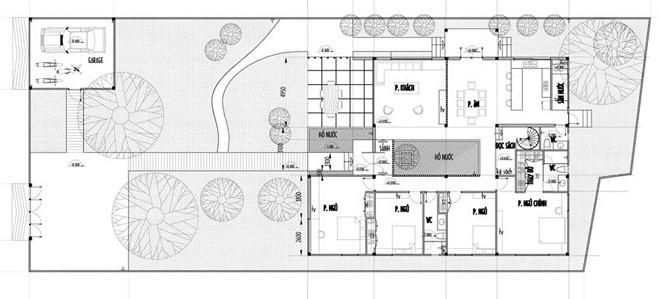 Ngôi nhà 1 tầng ở miền Tây khiến vạn người trầm trồ vì vừa đẹp, vừa tiện nghi - Ảnh 11.
