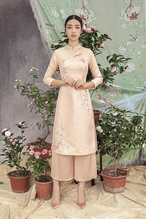 Đỗ Mỹ Linh gợi ý chọn áo dài cách tân mặc tết - Ảnh 12.