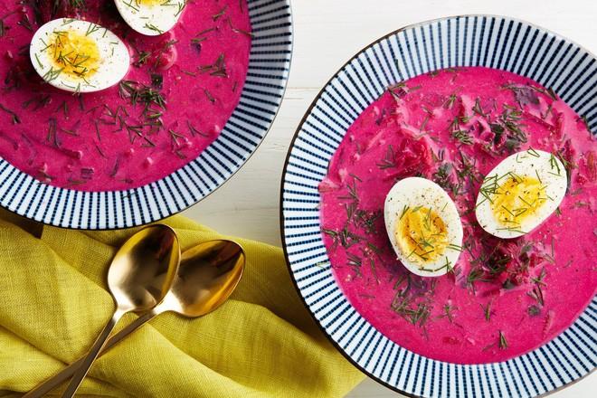 Món súp lạnh độc đáo ở Ba Lan không ngờ được làm từ loại củ phổ biến của Việt Nam - Ảnh 13.