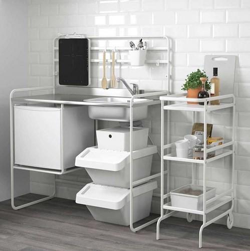 10 thiết kế nội thất phù hợp cho không gian nhỏ hẹp - Ảnh 7.