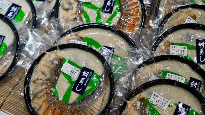 Ăn sushi lâu nay nhưng bạn có biết món sushi đầu tiên của Nhật có thể bảo quản tận 100 năm? - Ảnh 8.