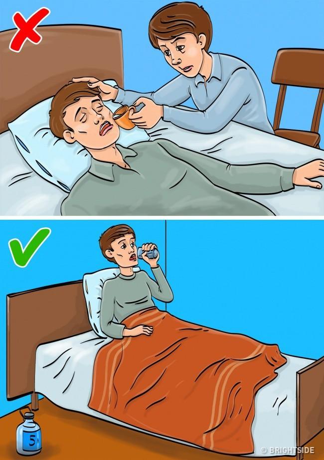 10 cách sơ cứu bạn cần nhớ kỹ để cứu mình thoát hiểm trong trường hợp khẩn cấp - Ảnh 9.
