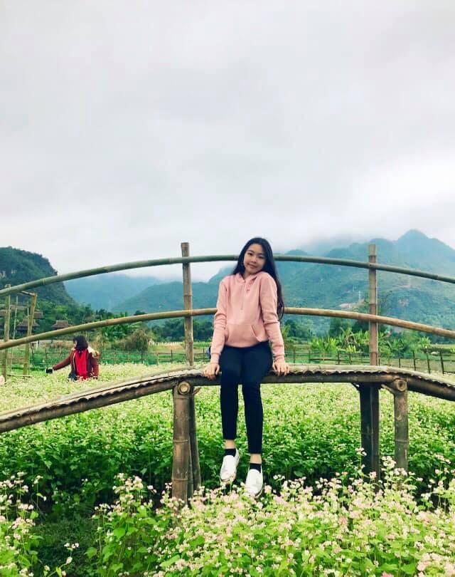 Bà xã Quyền Linh khoe ảnh cả gia đình ghé Mộc Châu, 2 con gái càng lớn càng nét xinh như hoa hậu - Ảnh 10.