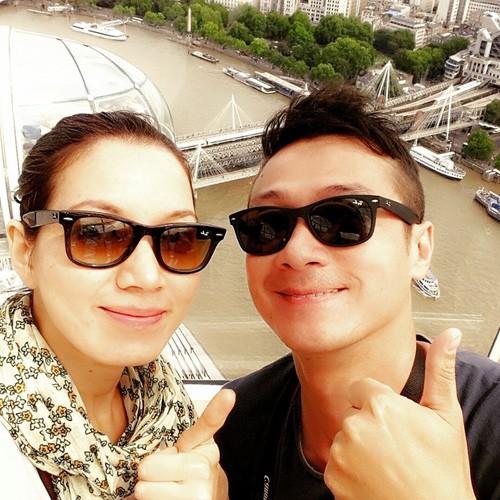 Nhan sắc cực phẩm người vợ gắn bó 10 năm với MC Anh Tuấn - đóa hồng lai mang hai dòng máu Pháp - Việt - Ảnh 4.