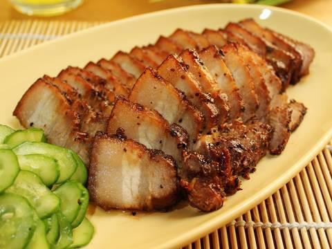 Món thịt heo chiên thơm lừng vàng ươm dễ ợt này tôi học được của người Tàu, cả nhà ai ăn cũng khen nức nở - Ảnh 5.