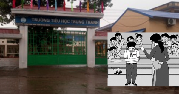 Cô giáo ở Thái Nguyên bị tố phạt học sinh tự tát 50 cái nói gì? - Ảnh 1.