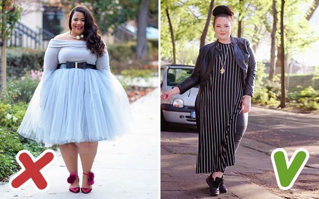 6 lỗi ăn mặc mà hội chị em thừa cân cần tránh trong mùa đông kẻo bị dìm dáng không thương tiếc - Ảnh 6.