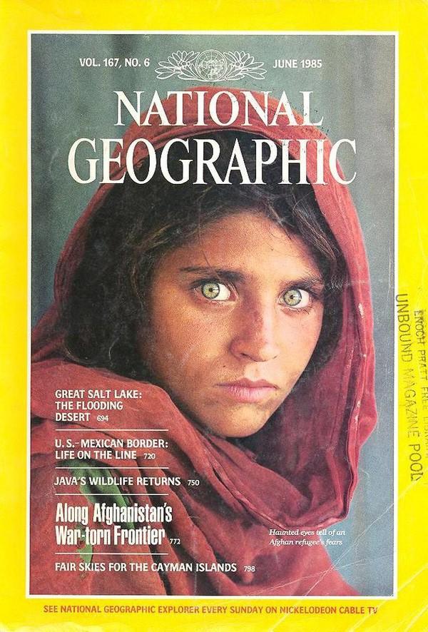 """Chuyện chưa kể về bức ảnh nổi tiếng""""Cô gái Afghanistan"""", đằng sau đôi mắt thiên thần tuyệt đẹp là sự ám ảnh rợn người - Ảnh 4."""