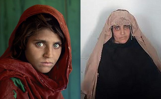 """Chuyện chưa kể về bức ảnh nổi tiếng""""Cô gái Afghanistan"""", đằng sau đôi mắt thiên thần tuyệt đẹp là sự ám ảnh rợn người - Ảnh 6."""