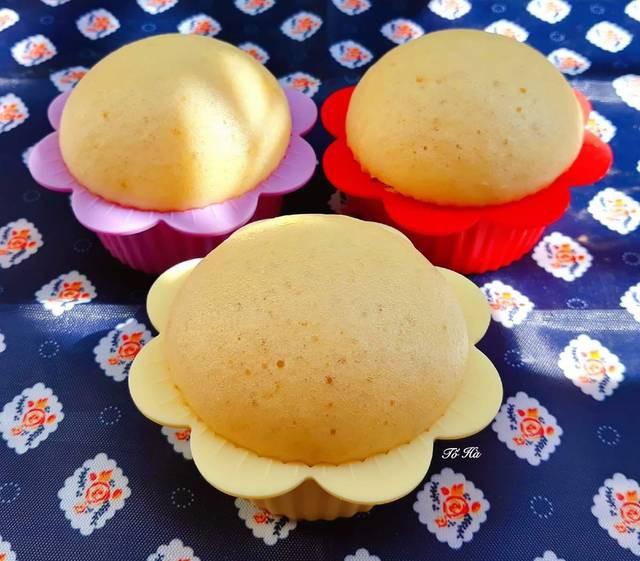 Lần đầu tiên: Làm bánh cupcake phô mai mềm mượt không cần lò nướng! - Ảnh 10.