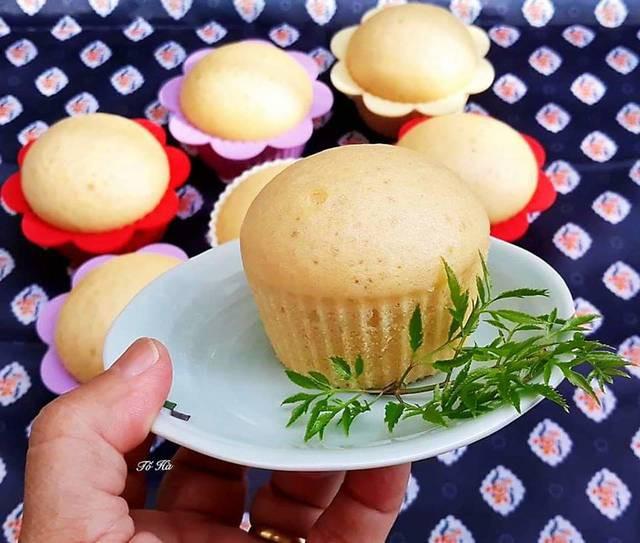Lần đầu tiên: Làm bánh cupcake phô mai mềm mượt không cần lò nướng! - Ảnh 9.