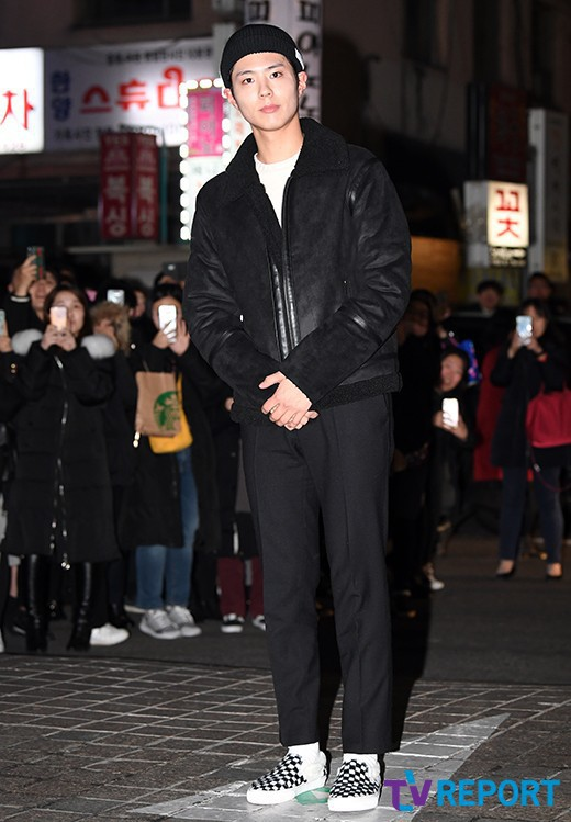 Tiệc mừng công Encounter: Song Hye Kyo để mặt mộc, tài tử Hàn trẻ khó tin mặc dù hơn Park Bo Gum 12 tuổi - Ảnh 2.