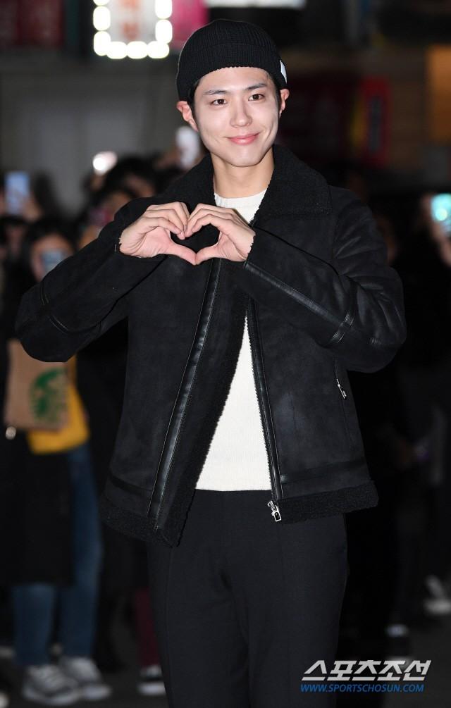 Tiệc mừng công Encounter: Song Hye Kyo để mặt mộc, tài tử Hàn trẻ khó tin mặc dù hơn Park Bo Gum 12 tuổi - Ảnh 3.