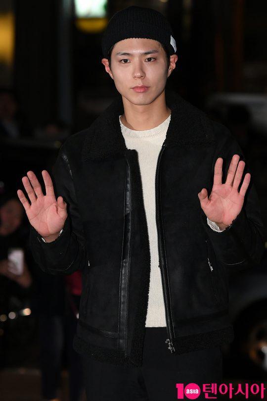 Tiệc mừng công Encounter: Song Hye Kyo để mặt mộc, tài tử Hàn trẻ khó tin mặc dù hơn Park Bo Gum 12 tuổi - Ảnh 4.