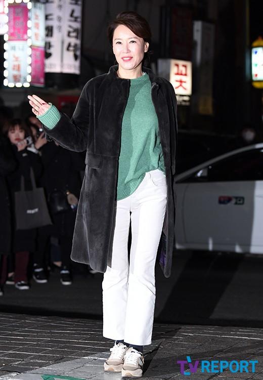 Tiệc mừng công Encounter: Song Hye Kyo để mặt mộc, tài tử Hàn trẻ khó tin mặc dù hơn Park Bo Gum 12 tuổi - Ảnh 7.