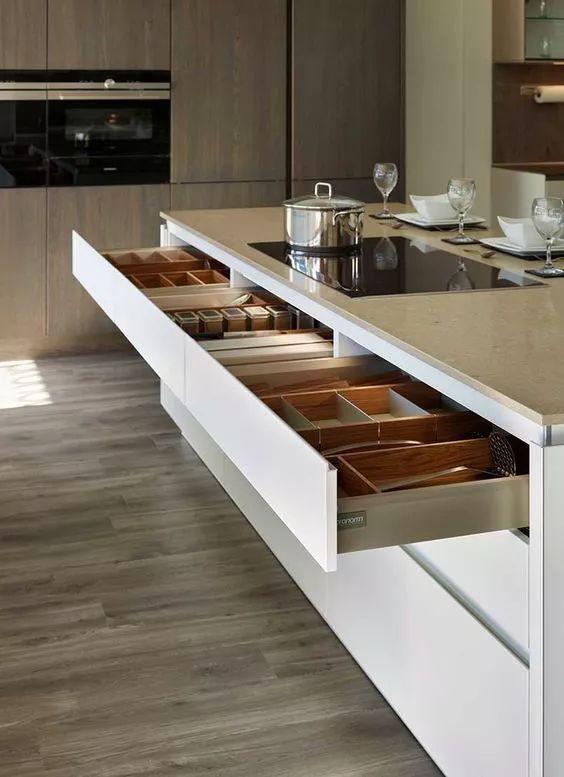 Nhà bếp với tủ lưu trữ ẩn là xu hướng gây sốt vào năm 2019! - Ảnh 25.