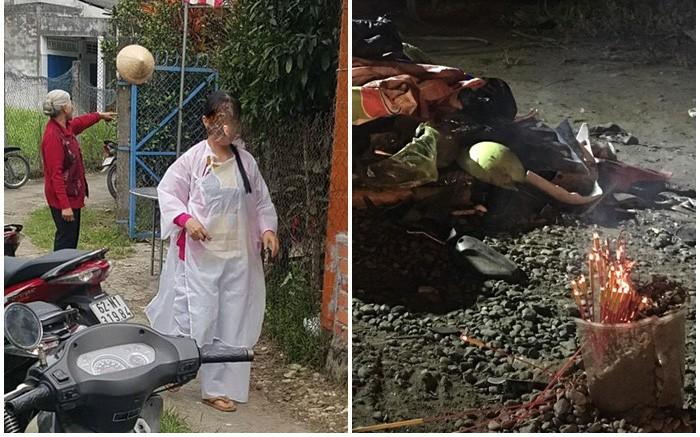 Đám tang đẫm nước mắt của những nạn nhân vụ tai nạn: Dưới bánh xe container định mệnh, họ chẳng bao giờ tỉnh dậy nữa
