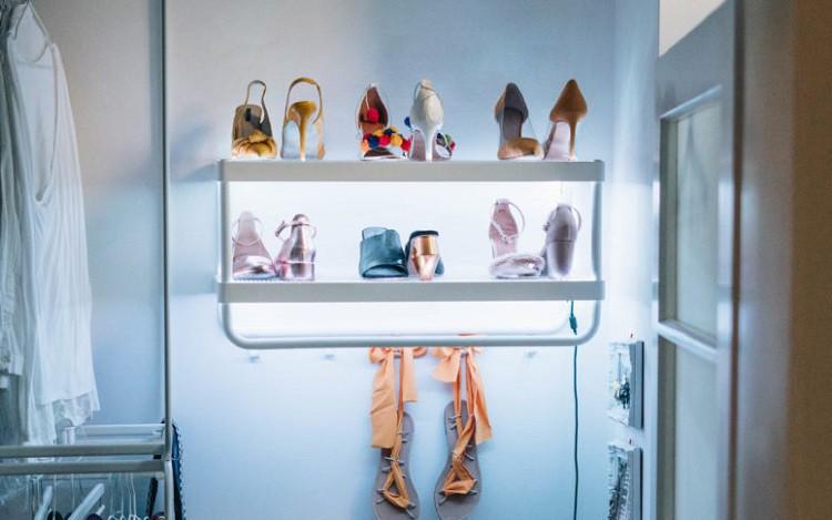Những Kệ Giày Dép Đơn Giản Có Thể Tự Làm Tại Nhà