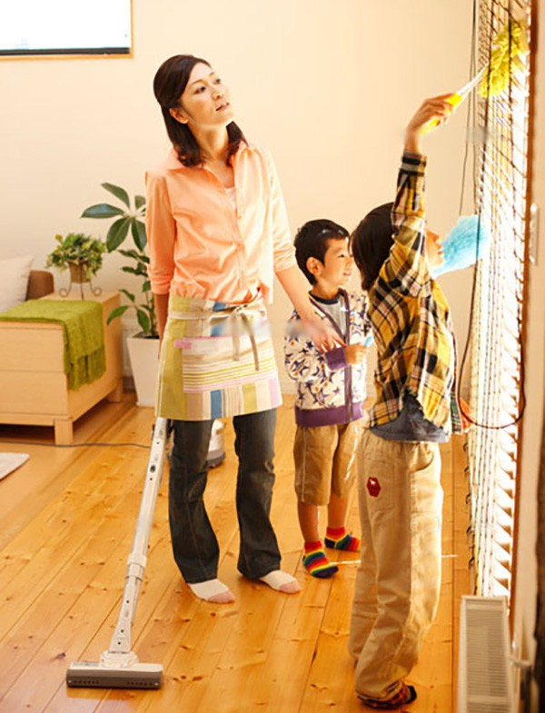 Tất bật lo đón Tết bận đến mấy nhưng cha mẹ đừng bỏ qua điều này để tránh bị kiệt sức trong năm mới nhé - Ảnh 2.