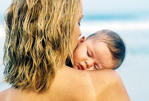 Con khóc ngằn ngặt không nín che mẹ hãy áp dụng ngay những cách này, đảm bảo trẻ sẽ lại ngoan ngoãn ngay lập tức - Ảnh 5.