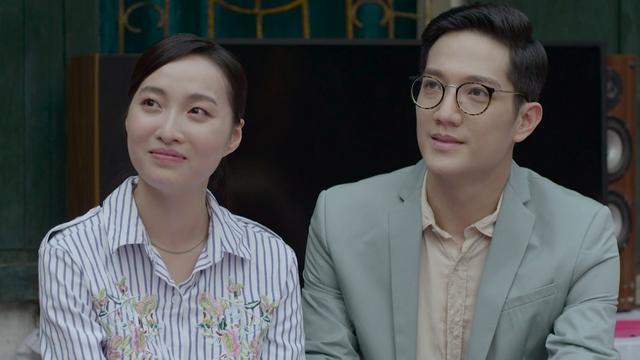 Những cô gái trong thành phố: Cười ngất trước cảnh trai nghèo Bình An đưa bạn gái đi xem phim giảm giá - Ảnh 9.