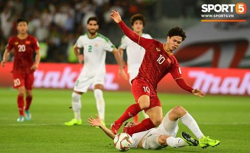 Nhận thất bại vô cùng đáng tiếc trước Iraq, chuỗi bất bại của đội tuyển Việt Nam dừng lại ở con số 18 - Ảnh 3.