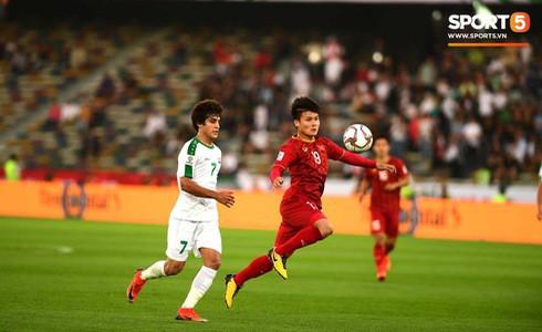 Nhận thất bại vô cùng đáng tiếc trước Iraq, chuỗi bất bại của đội tuyển Việt Nam dừng lại ở con số 18 - Ảnh 5.