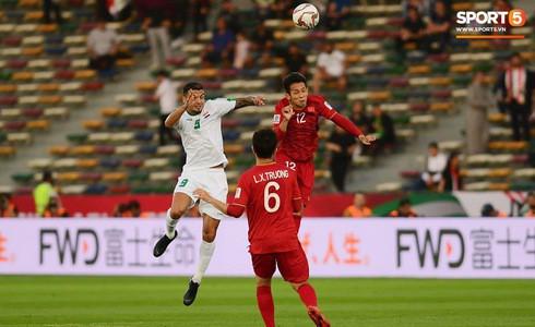 Nhận thất bại vô cùng đáng tiếc trước Iraq, chuỗi bất bại của đội tuyển Việt Nam dừng lại ở con số 18 - Ảnh 8.