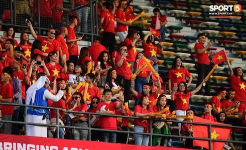 Nhận thất bại vô cùng đáng tiếc trước Iraq, chuỗi bất bại của đội tuyển Việt Nam dừng lại ở con số 18 - Ảnh 24.