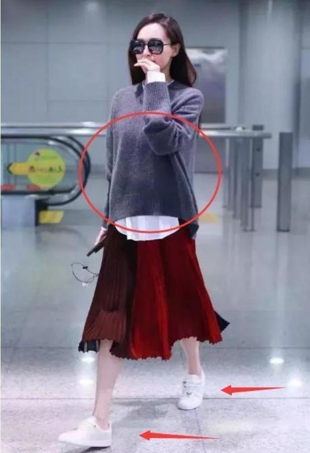 Phớt lờ quy định kiểm tra an ninh sân bay, Đường Yên đang củng cố tin đồn mang thai sau hơn 2 tháng kết hôn? - Ảnh 4.