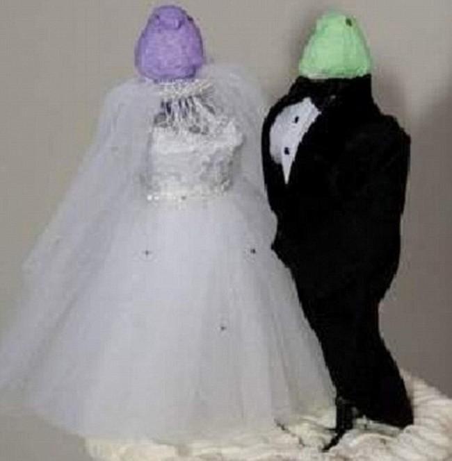 Ngày trọng đại vui nhất cuộc đời nhưng nhiều cô dâu, chú rể đen đủi cười ra nước mắt vì vật không thể thiếu này - Ảnh 14.
