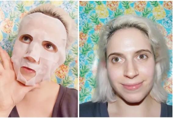 Thử 2 loại mặt nạ đắt – rẻ có giá chênh lệch 16 lần, cô nàng BTV làm đẹp đã rút ra kết luận đáng tham khảo - Ảnh 3.